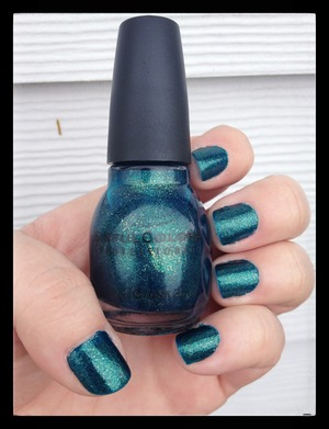 I had never bought this brand before found it at WalMart, loved the color and it was like 1.25$ how could I pass that up. This is the color Kissy. Love it!!!