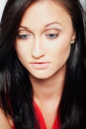 Model:  Mirka Photographer:  Roberto Zambelli Photography MUA-H:  Me, Makeup by Andrea Marisa
