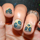 Blue Ringed Octopus Nails