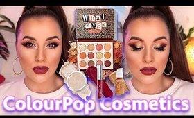 BEZ ŚCIEMY - Colourpop Cosmetics - Czy Warto ?