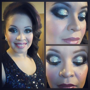 Products used: Urban Decay, ELF
