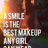 A beauty rule every girl should live by!
