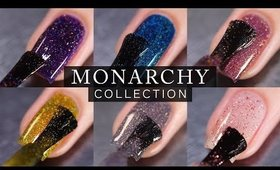 Swatches: Monarchy Collection | ILNP
