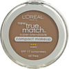 L'Oréal True Match Super-Blendable Compact Makeup SPF 17 Sun Beige