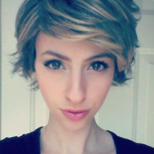 It's a wig ;)