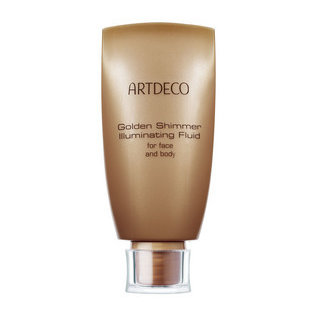 Artdeco Golden Shimmer - Illuminating Fluid