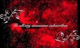 Happy ThanksGiving To All My Awesome & Amazing Subscribers