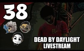 Dead By Daylight - Ep. 38 - Where Are My Red Envelopes?! [Livestream UNCENSORED NSFW]