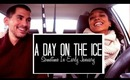 TheNewGirl007 ║ VLOG: A Day On The Ice (Sometime In January) ღ