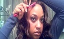 """Wig Review: Freetress Equal Synthetic Lace Front Wig """"Molly"""""""
