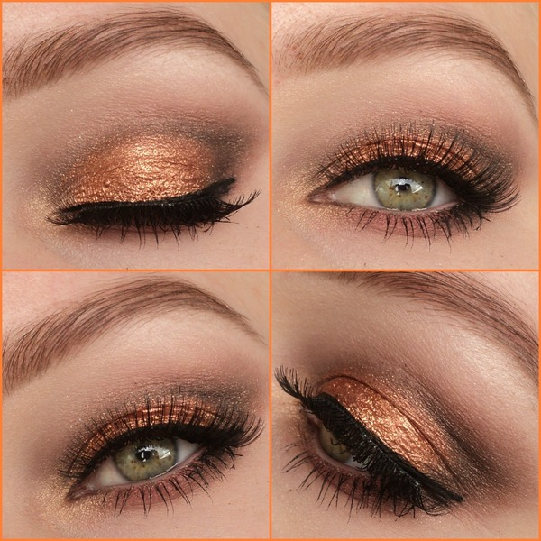 Mac Copper Sparkle Look Eline F S Photo Beautylish