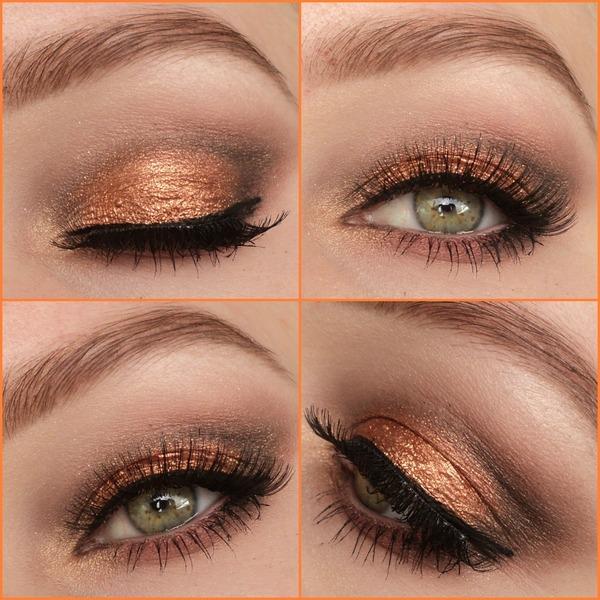 Mac Copper Sparkle Look Eline F S Photo Beautylish