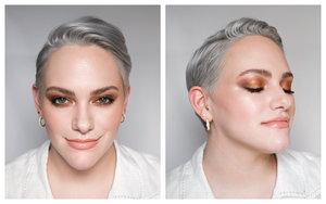 Eyeshadow palette is Marc Jacobs Fantascene  Full makeup details here: https://www.instagram.com/p/BzV-qo4lAiI/