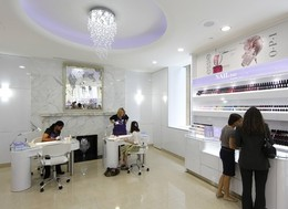 New York's New Nail Bars