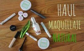 Haul Maquillaje Natural