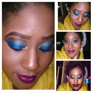 A spunky look for a New Year.