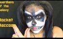Guardians of the Galaxy: Rocket Raccoon Makeup Tutorial