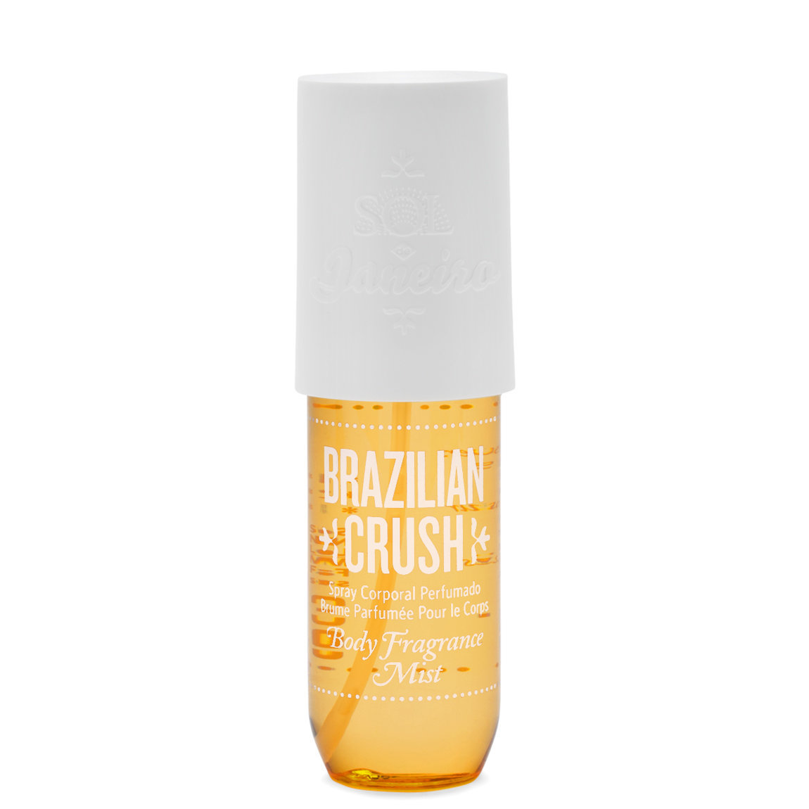 Sol de Janeiro Brazilian Crush Body Fragrance Mist  3.04 fl oz product smear.