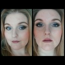 Cool toned look!