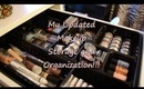 Part 2!!! My Updated Makeup Storage and Organization!