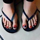 Loving My Big Toes