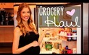 Groceries Haul! || Healthy (& Unhealthy) Summer Faves