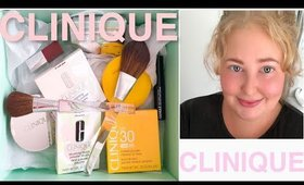 Get Ready With Me Using New Clinique Makeup
