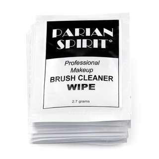 Parian Spirit 24 Pack of Professional Makeup Brush Cleaner Wipes