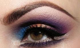 Makijaż: Dziewczyna z Manhattanu - makijaż konkursowy (WYGRANA)