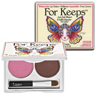 TheBalm For Keeps™ Watercolor Lip Stains