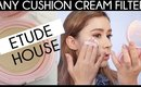 ETUDE HOUSE ANY CUSHION CREAM FILTER FIRST IMPRESSION