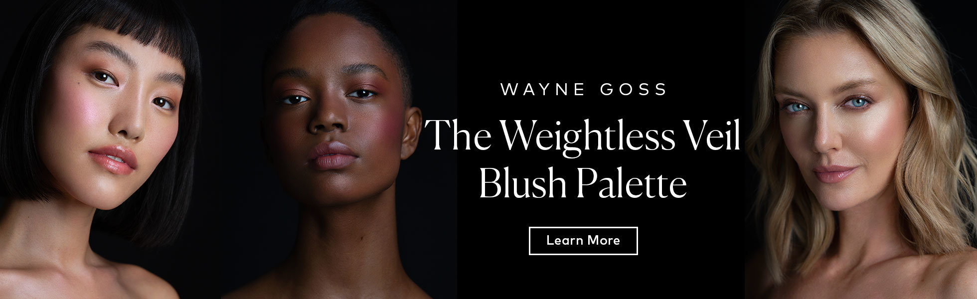 Shop Wayne Goss The Weightless Veil Blush Palettes on Beautylish.com