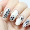 2NE1 Park Bom Inspired Nails