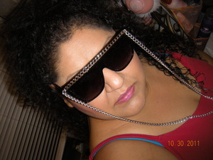 My RetroCity SunGlasses that I WON at MizzPurdy4018 at YouTube Contest!!! I WAS THE WINNER!!!
