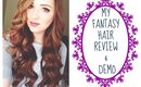 My Fantasy Hair Extensions l Review & Demo