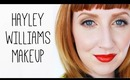 Modern Pin Up - Hayley Williams Inspired Makeup Tutorial