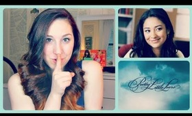 Pretty Little Liars: Emily Fields Hair and Makeup Tutorial!