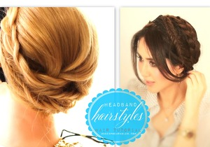 Learn how to make this cute updo on your own hair.  http://www.makeupwearables.com/2013/10/crown-braid-tutorial-video-hairstyles.html