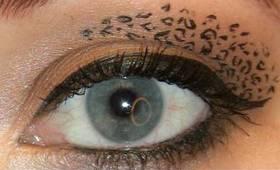 Dionysus Leopard Print Eyes Wearable Wednesday