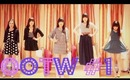 Outfits of the Week #1: 08/12/13 - 08/16/13 ♥