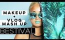 Get Ready with Me for Bestival Toronto + vlog mashup | milavictoria