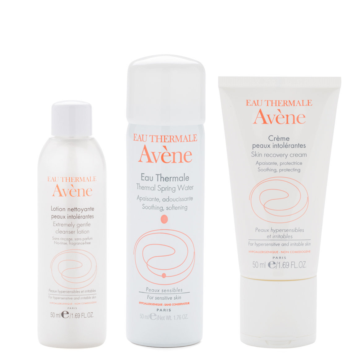 Eau Thermale Avène Hypersensitive Skin Regimen Kit alternative view 1.