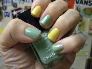 Chanel Jade, and Chanel LA Sunrise