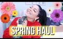 SPRING FASHION 2018 : HUGE ZARA SHOPPING HAUL ON A BUDGET | SCCASTANEDA