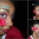 Rosey Eye Petals '10