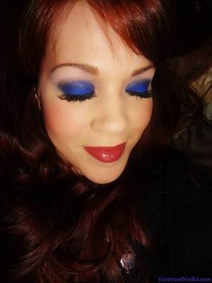 For more information about this look, please visit vanityandvodka.com.  Have a beautiful day! xoxo! Colleen