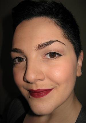 My first lipstick from Mac!