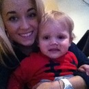 Christmas with this gorgeous boy 😘