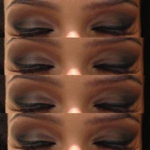 17th birthday makeup throwback.