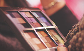 The Right Eye Shadow: Getting The Feel for Texture